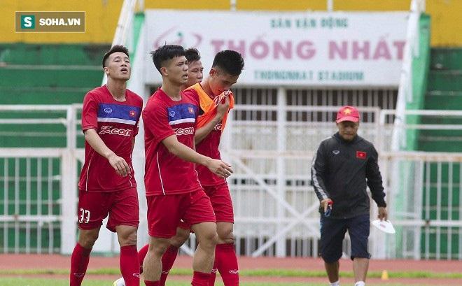 """HLV Park Hang-seo nói về """"điều rất nguy hiểm"""" với Việt Nam trước đại chiến gặp Afghanistan"""