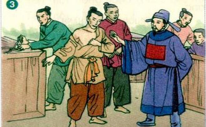 Vị quan liêm chính như Bao Công và hành động kỳ lạ khi có người đến nhờ vả