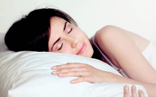 Kết quả hình ảnh cho gối  khi ngủ