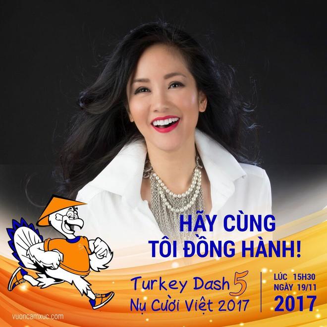 Hơn 100 nghệ sĩ chạy vì nụ cười trẻ em Việt Nam - Ảnh 1.