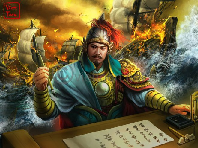 Trần Hưng Đạo và truyền thuyết được Thần cho mượn thuyền quyết chiến giặc Nguyên - ảnh 2