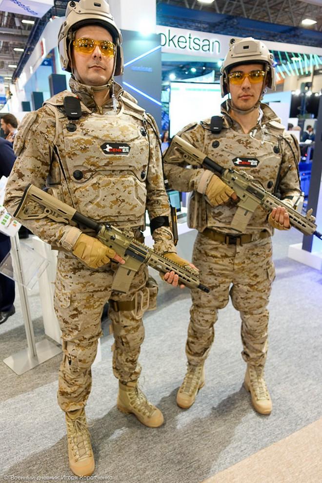 Thổ Nhĩ Kỳ giới thiệu trang phục chiến đấu công nghệ cao mới nhất - Ảnh 1.