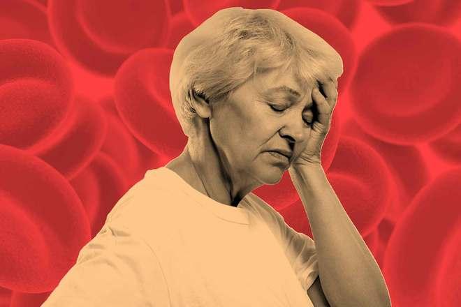 Có những dấu hiệu dưới đây chứng tỏ bạn đang thiếu máu trầm trọng, đừng chủ quan - Ảnh 2.