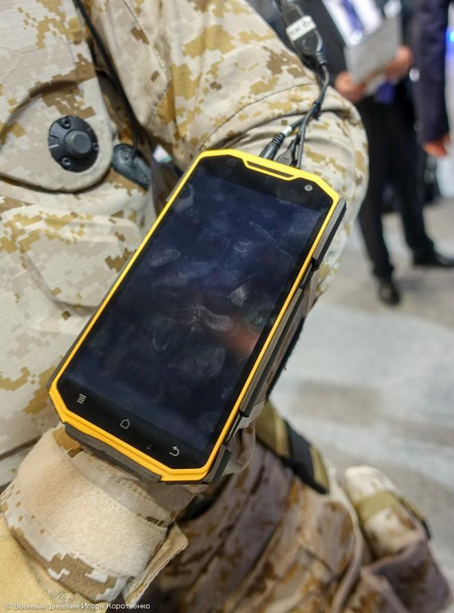 Thổ Nhĩ Kỳ giới thiệu trang phục chiến đấu công nghệ cao mới nhất - Ảnh 4.