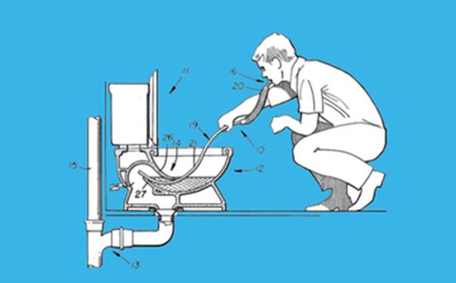 11 phát minh ngớ ngẩn nhất từng được cấp bằng sáng chế trong lịch sử loài người
