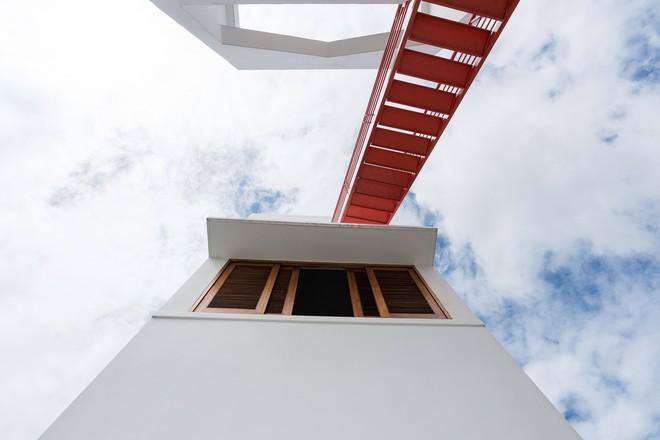 Ngôi nhà trong hẻm của người dân Tp. Hồ Chí Minh đẹp lung linh trên báo Mỹ - Ảnh 7.