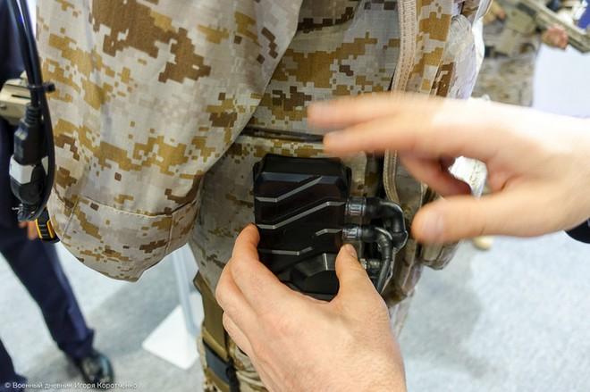 Thổ Nhĩ Kỳ giới thiệu trang phục chiến đấu công nghệ cao mới nhất - Ảnh 7.