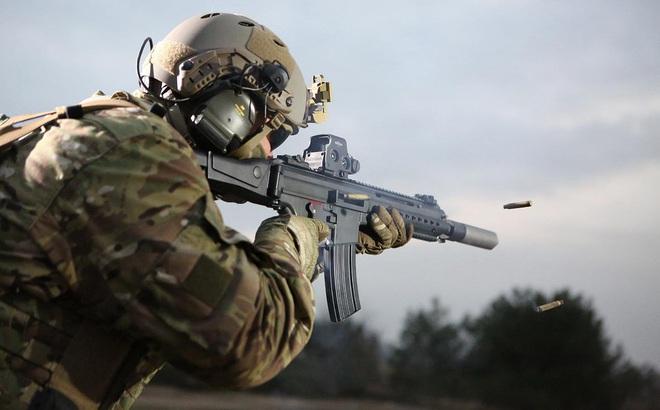 Súng trường tấn công HK433 - Sự kết hợp hoàn hảo giữa HK G36 và HK416