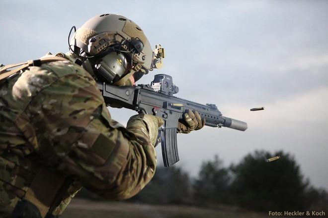 Súng trường tấn công HK433 - Sự kết hợp hoàn hảo giữa HK G36 và HK416 - Ảnh 6.
