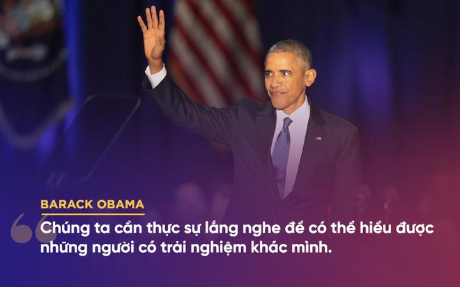 Toàn văn bài phát biểu chia tay của Tổng thống Mỹ Barack Obama - Ảnh 5.