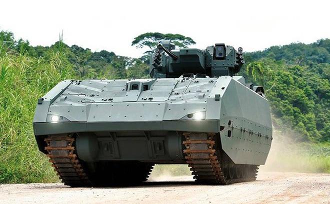 Xe chiến đấu bộ binh AFV Singapore tự chế tạo mạnh đến mức nào?