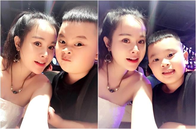 Bà mẹ Quảng Ninh bị nhầm là chị gái của con trai vì quá trẻ - Ảnh 2.