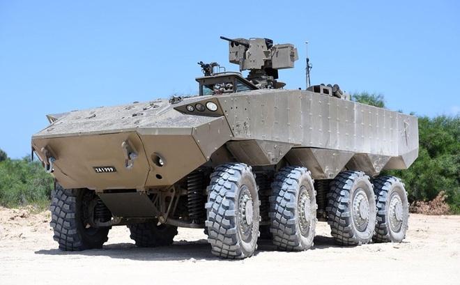 Xe thiết giáp Eitan có phải lựa chọn hoàn hảo để thay thế M113?