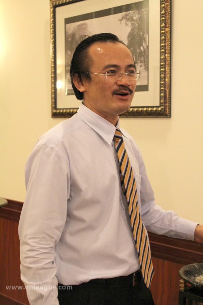 Quan chức VPF tâm sự chuyện lực bất tòng tâm về ông Nguyễn Văn Mùi - Ảnh 1.