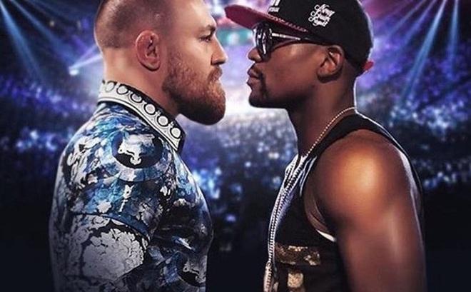 Trận so găng Conor McGregor và Floyd Mayweather sắp thành hiện thực