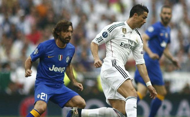 Bán kết cúp C1: Real Madrid và nỗi ám ảnh Juventus