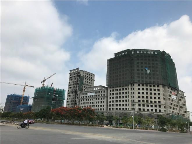 Dự án cao cấp quận Long Biên đã trở lại đường đua - Ảnh 1.
