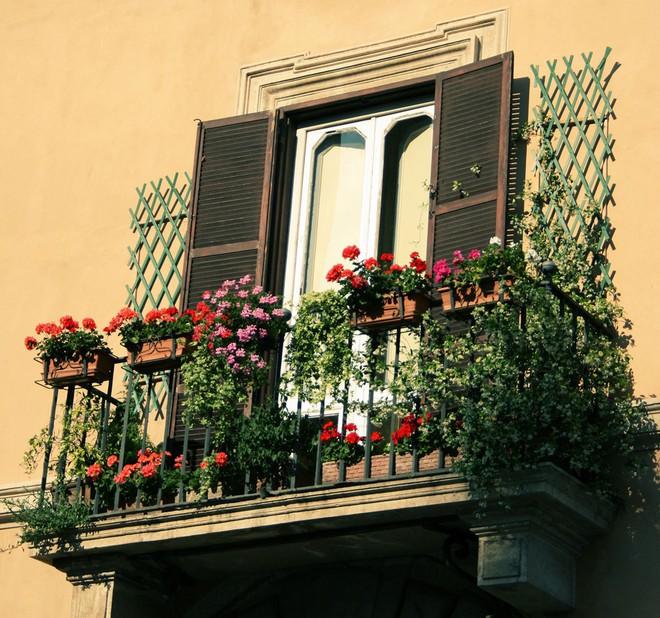 Lô gia – điểm nhấn trong phong cách thiết kế chung cư hiện đại - Ảnh 1.