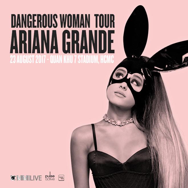 Ariana Grande sắp đến Việt Nam: Dõi theo Yamaha Grande để săn được vé miễn phí - Ảnh 1.
