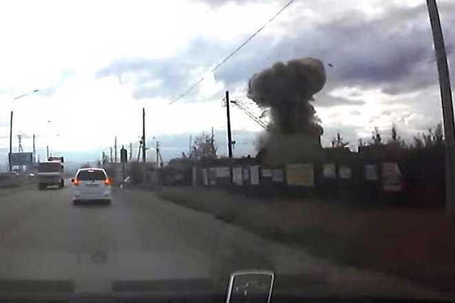 Nga: Sau khi bị đánh cắp rồi đem bán phế liệu, tên lửa S-200 Angara bất ngờ phát nổ - Ảnh 1.