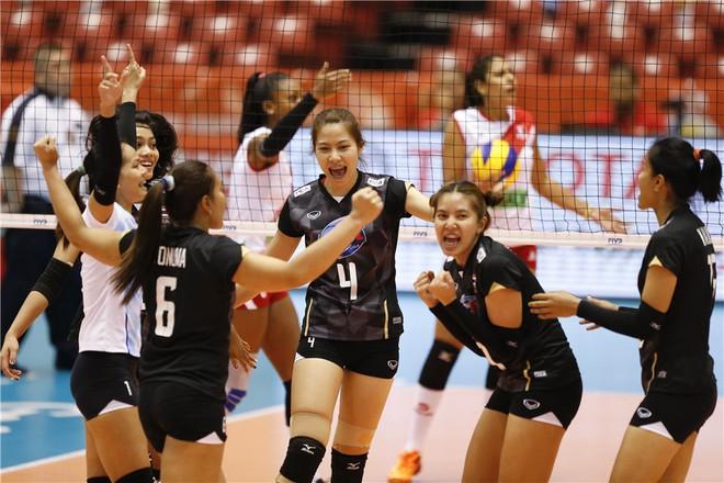 Thái Lan hủy diệt đối thủ, tạo cột mốc khó tin ở SEA Games - Ảnh 1.