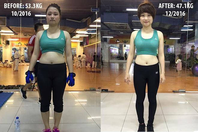 Cô gái bỏ việc chỉ để tập gym và đây là kết quả không ngờ sau 2 tháng - Ảnh 1.