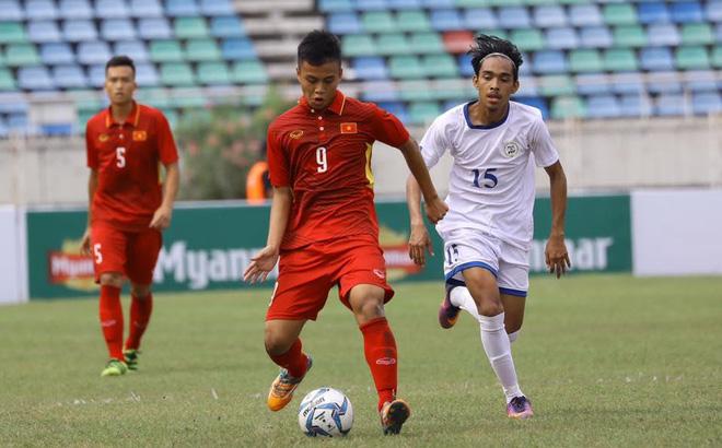 Tường thuật U18 Việt Nam 3-0 U18 Indonesia: Tuyệt vời quá, Lê Văn Nam!