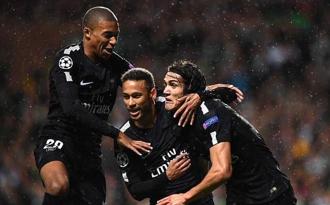 Neymar rực sáng, PSG nói lời thách thức Champions League sau cơn mưa bàn thắng