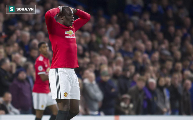 """Tiết lộ: Lukaku đã """"nổi cơn tam bành"""" với sao Man United sau trận thua Chelsea"""