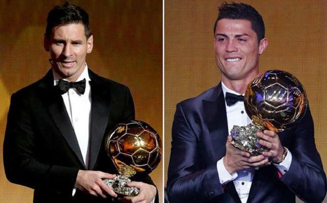 "Trực tiếp Lễ trao QBV 2017: Messi sẽ ""gieo sầu"" cho Ronaldo?"