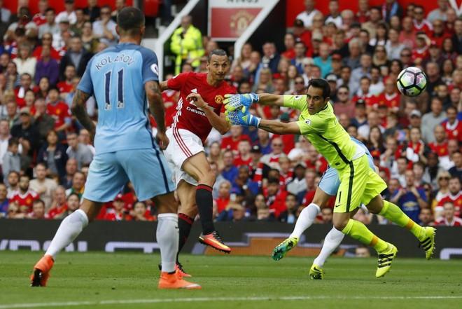 Vì Ibra, Mourinho sẽ loại Lukaku hay bày kế xa luân chiến trước Pep Guardiola? - Ảnh 1.