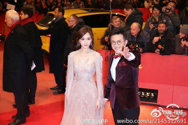 Xuất hiện xinh đẹp và lỗng lẫy nhưng Đường Yên vẫn bị ngó lơ trên thảm đỏ quốc tế - Ảnh 10.