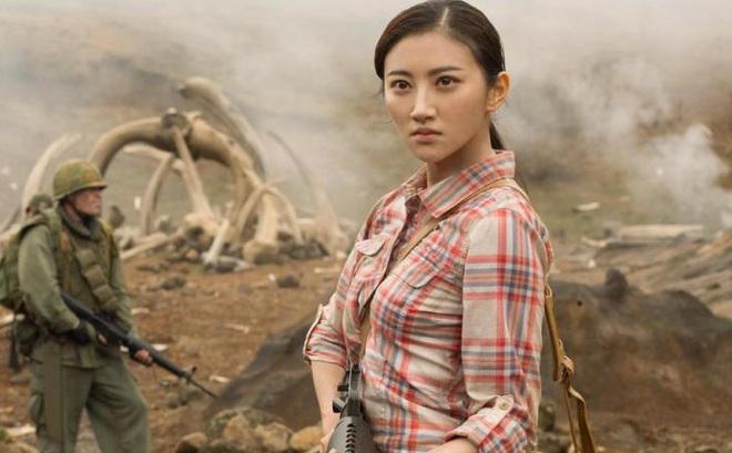 Khán giả Trung chẳng đoái hoài gì đến Cảnh Điềm khi tham gia Kong: Skull Island