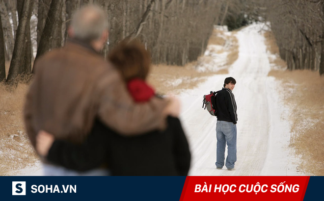 Gửi người làm con: Nếu một ngày bố mẹ mãi đi xa, chúng ta sẽ ân hận hay thanh thản?