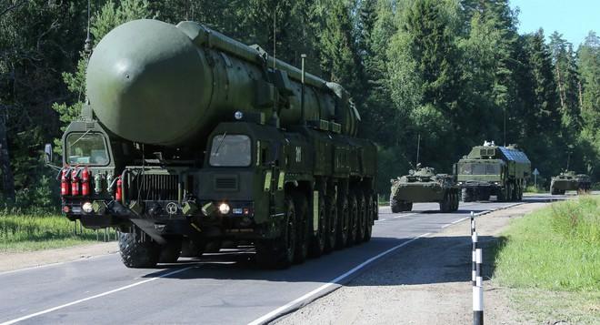 """Nga """"khai tử"""" đoàn tàu hạt nhân Barguzin: Thiếu tiền hay cái kết của một ý tưởng tồi? - Ảnh 1."""