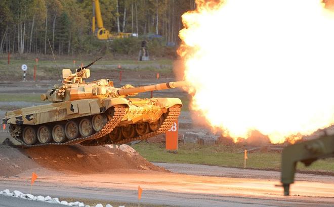 """Tên lửa chống tăng phóng qua nòng có thực sự giúp T-90 """"bất khả chiến bại""""?"""