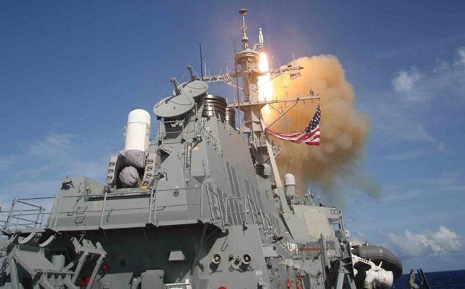 """Dù phòng thủ mạnh, Mỹ vẫn """"mất ăn mất ngủ"""" vì mục đích thực sự của 4 tên lửa Triều Tiên"""