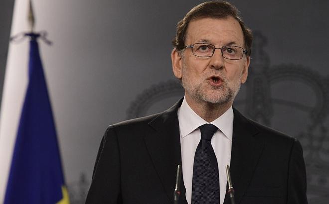 """Chính phủ Tây Ban Nha yêu cầu Catalonia """"nói lại cho rõ"""" về chuyện tuyên bố độc lập"""