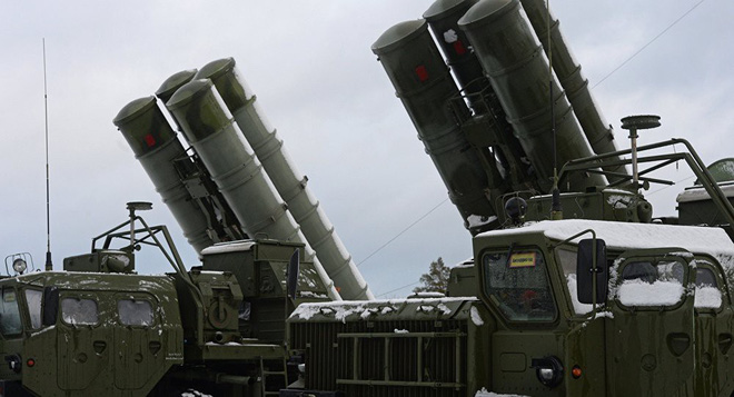 Mỹ buộc Nga chế tạo vũ khí khủng hơn cả S-500: Không có đối thủ trên thế giới - Ảnh 1.