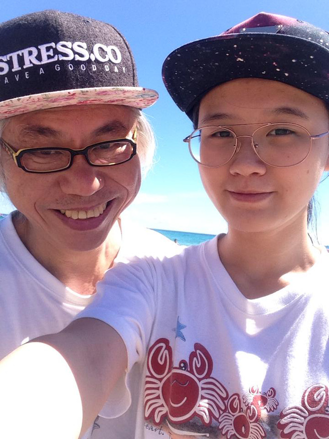 Nhạc sĩ Đài Loan bị chế nhạo vì tự tin nói có thể nuôi bạn gái kém 39 tuổi cả đời - Ảnh 2.