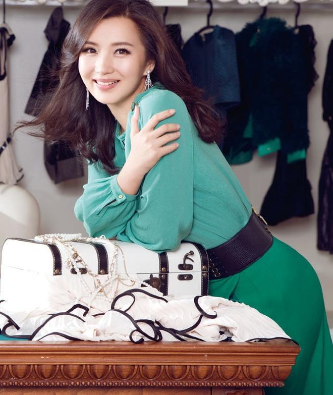 Vẻ đẹp vạn người mê ở tuổi 38 của diễn viên Như ý, Cát Tường - ảnh 11