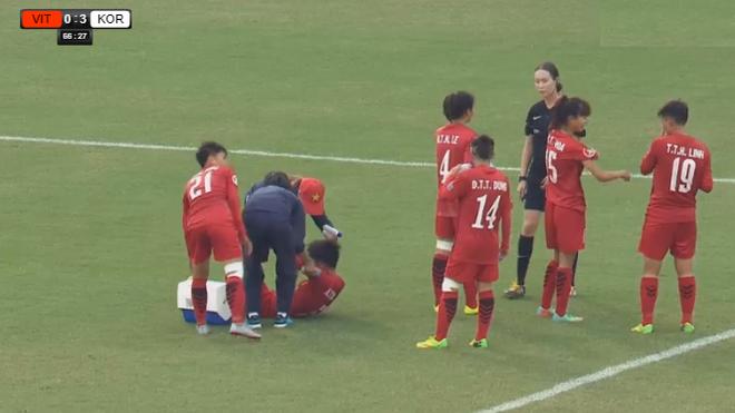 Thủ môn mắc sai lầm, Việt Nam nhận kết quả đáng quên trước Hàn Quốc - Ảnh 2.