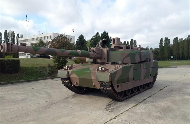Vì sao Nga cười nhạt xe tăng Leclerc mang pháo 140 mm của Pháp? - ảnh 1