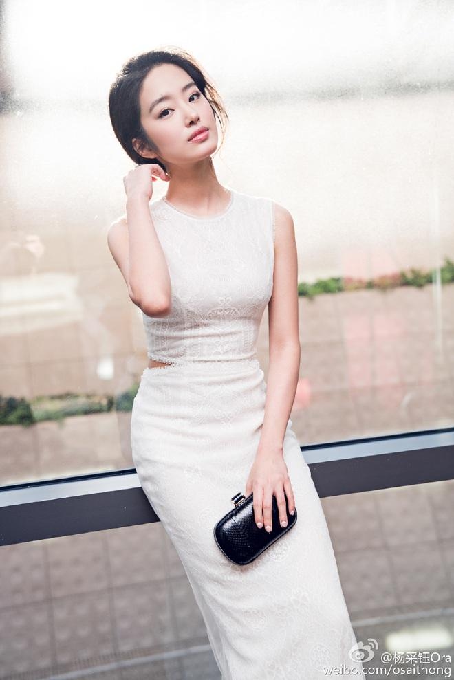 Cha nuôi Lưu Diệc Phi công khai hẹn hò tình trẻ kém 30 tuổi - Ảnh 12.