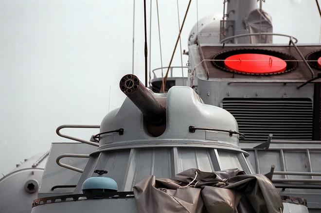 Vũ khí nào có thể thay thế Phalanx trên tàu CSB-8020 Mỹ viện trợ cho Việt Nam? - Ảnh 2.