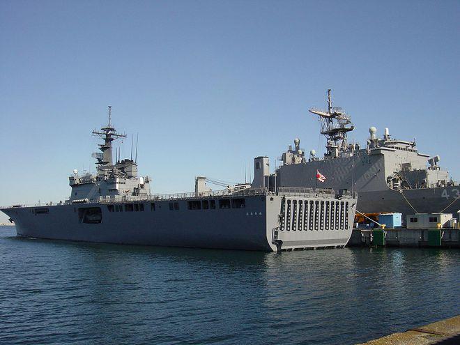 Đối tác quan trọng của Nhật Bản tại Đông Nam Á liệu có thể sớm tiếp nhận tàu đổ bộ Osumi? - Ảnh 1.