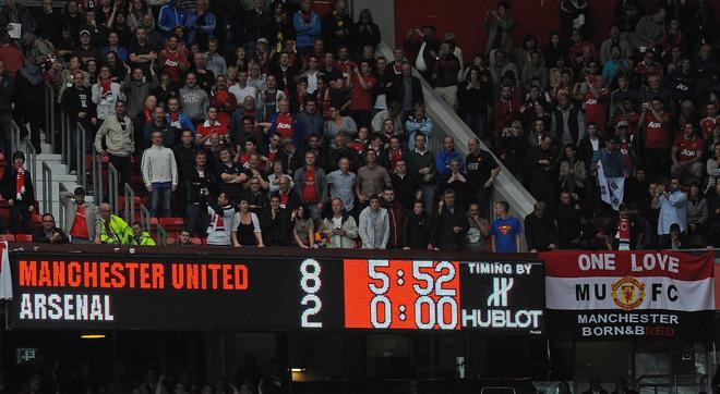 Trời sinh Arsenal, sao còn sinh Man United làm gì? - Ảnh 3.