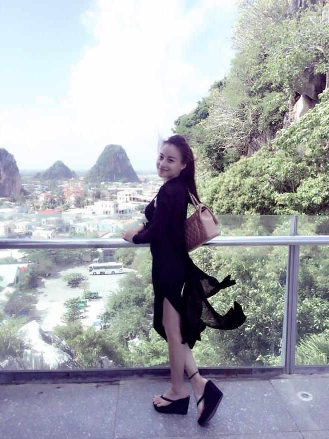 Hot girl Hà Tĩnh hát bản hit của Hồ Ngọc Hà hút 1,7 triệu lượt xem - Ảnh 2.