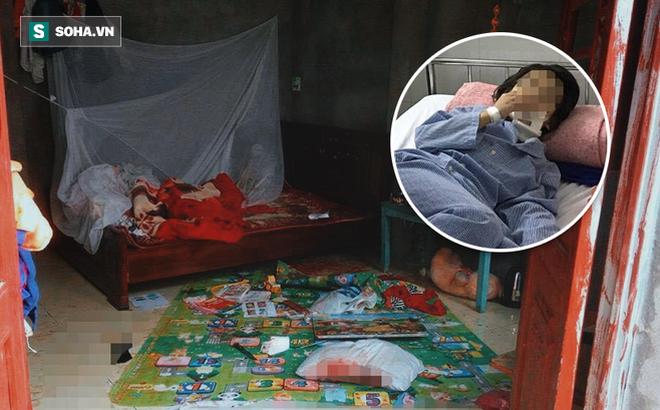 """Người đàn ông """"chém"""" cả nhà ở Bắc Ninh: bị bệnh viện trả về"""