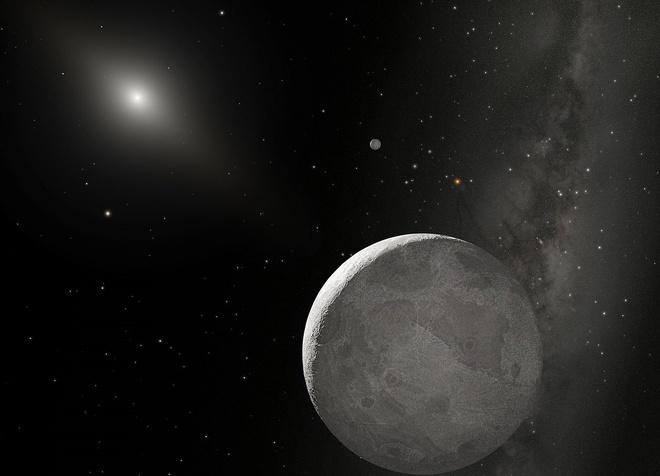 Phát hiện gã du mục DeeDee: Hành tinh thứ 9 trong Hệ Mặt trời? - Ảnh 2.